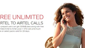 Switch to Airtel 4G and Get Free Data for 12 Months, but