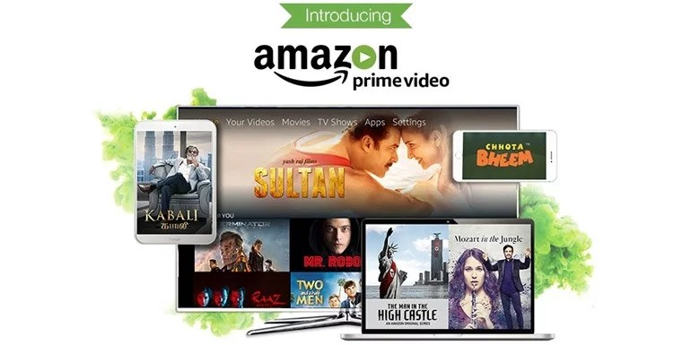 Amazon Prime Video goes live in India, One Year subscription at Just Rs 499