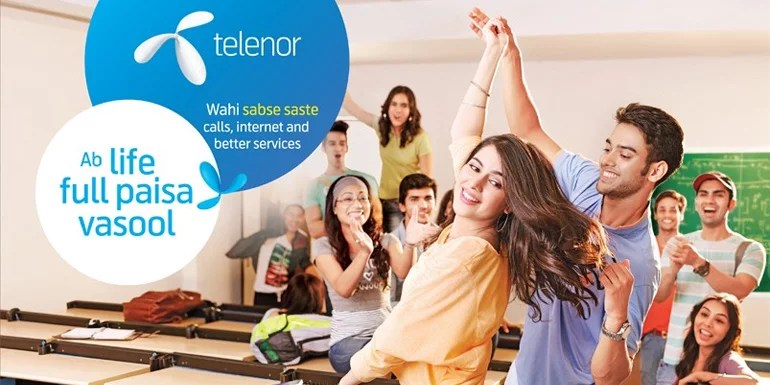 Telenor launches Unlimited Voice Calls & Data Pack, starts at Rs 108