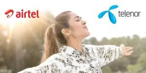 Airtel to buy Telenor India telecom operations