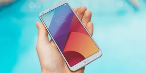 LG launched the G6 - 5.7-inch QHD+ display, dual 13MP camera, IP68 rated [MWC 2017]