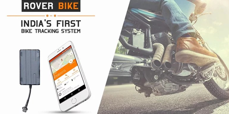 MapmyIndia launches Rover Bike - GPS tracking system for your bike