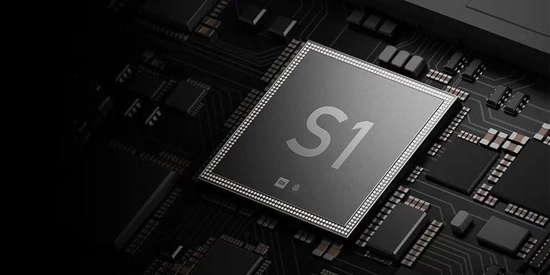 Surge S1 octa-core high-performance processor