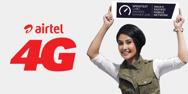 Airtel 4G goes live in Jammu and Kashmir, Offers 4G in all 22 telecom circles