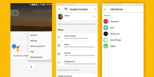 Steps to connect Google Assistant with Smart Device account