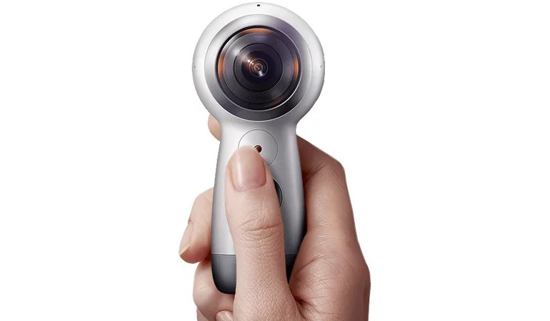 Samsung launches Gear 360 (2017) camera with 4K video recording, Live broadcasting