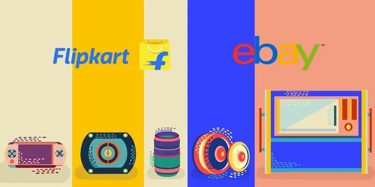 Flipkart acquires eBay India, raises $1.4 billion funds