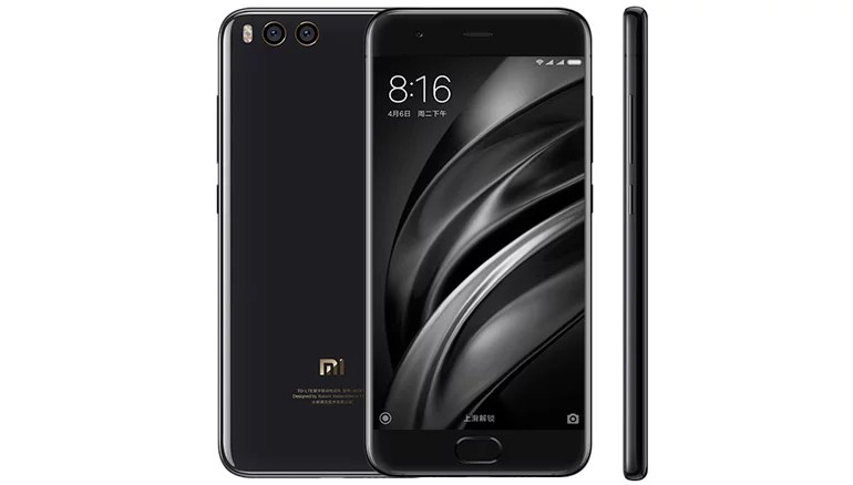 Xiaomi Mi 6 unveiled with Snapdragon 835 SoC, Dual Camera, 6GB RAM, 4G VoLTE
