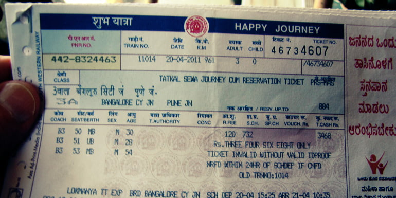 IRCTC starts cash-on-delivery for train ticket bookings