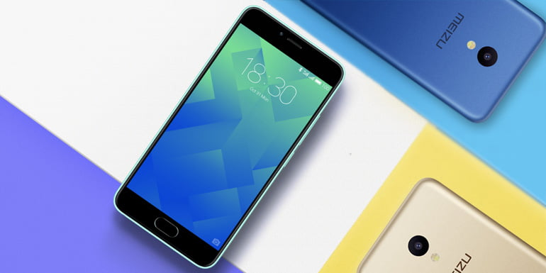 Meizu M5 unveiled with 13MP camera, 3GB of RAM, 4G VoLTE
