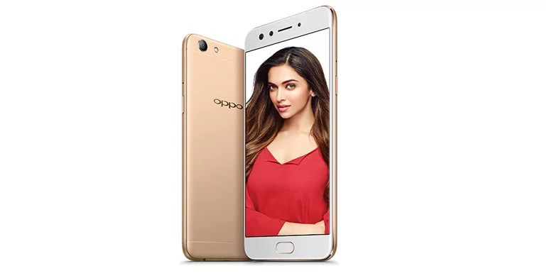 OPPO F3 unveiled in India with Dual Selfie Camera, 4G VoLTE