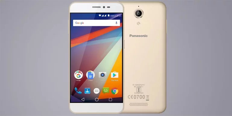 Panasonic P85 launched with 2GB RAM, 4G VoLTE, Big Battery