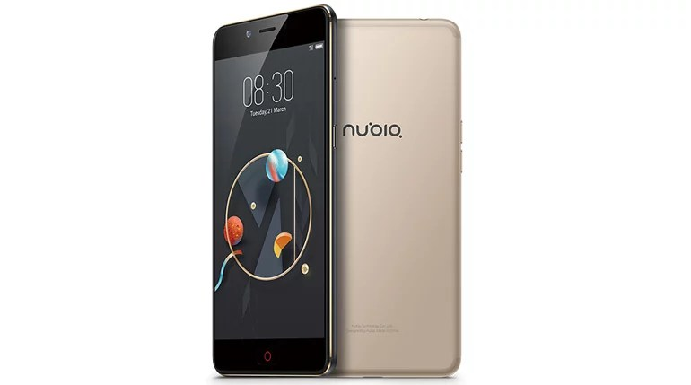 nubia N2 launched in India with 5,000mAh battery, 16MP camera, 4G VoLTE