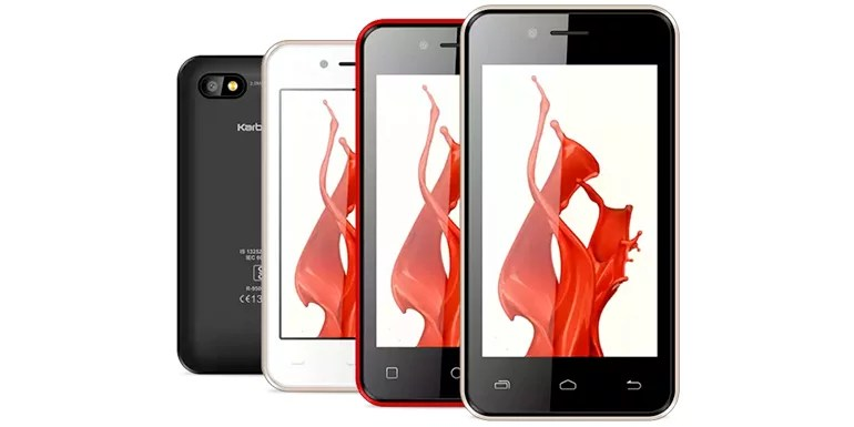 Karbonn A41 Power unveiled with 4G VoLTE, Android Nougat OS