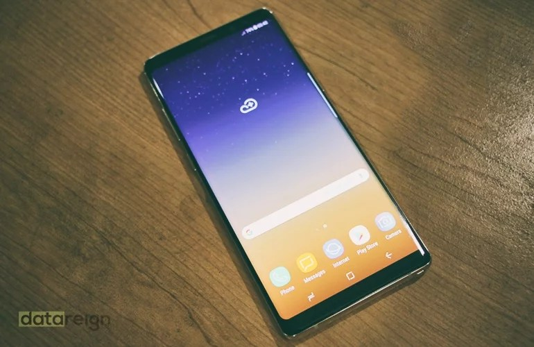 Samsung Note 8 Review, The Bigger The Better