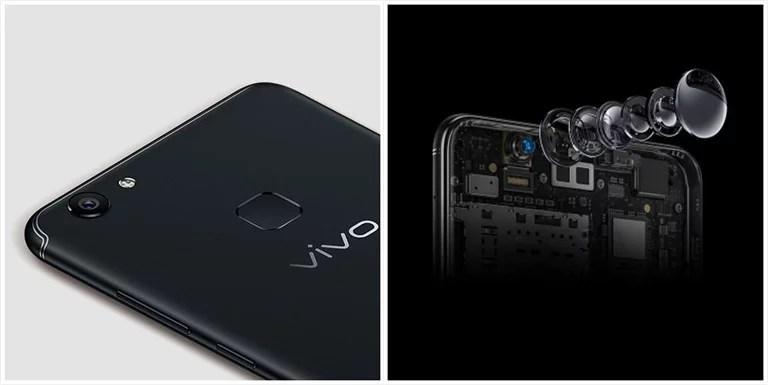 Vivo V7 Plus selfie camera features