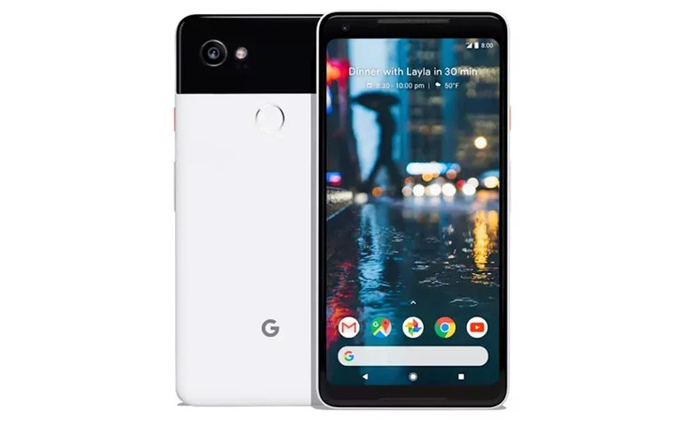 Google Pixel 2 XL Features and Specifications