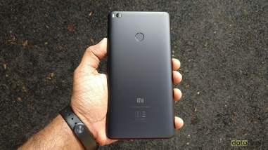 Xiaomi Mi Max 2 Review - Back side