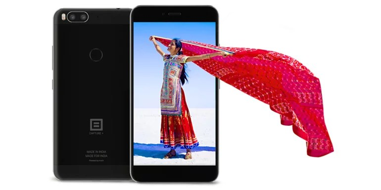 Flipkart launches its branded Smartphone - Billion Capture Plus with Dual Camera, Snapdragon SoC