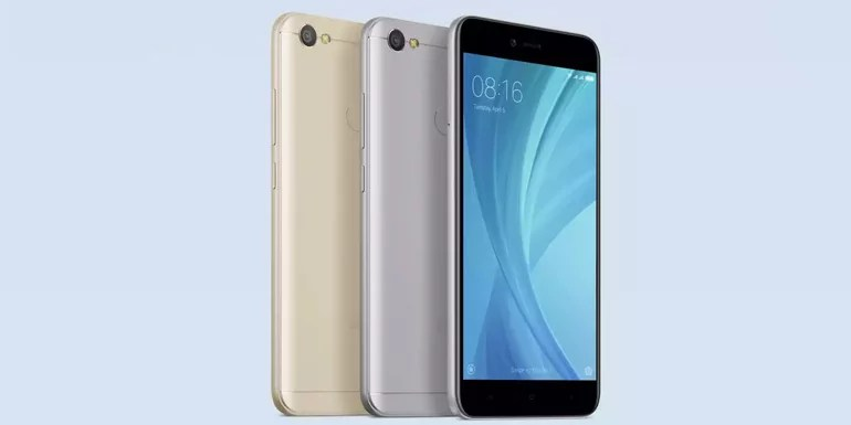 Xiaomi launches Redmi Y1 with 16MP selfie-light camera