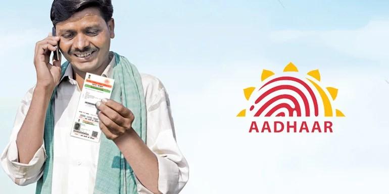 You Can Now Get Your Aadhaar Data Update History Online