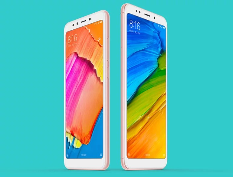 Xiaomi unveils Redmi 5 and Redmi 5 Plus with 18:9 Full view Display, Snapdragon SoC