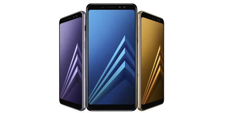 Samsung unveils Galaxy A8(2018) and A8+(2018) with Infinity Display and Dual Front camera