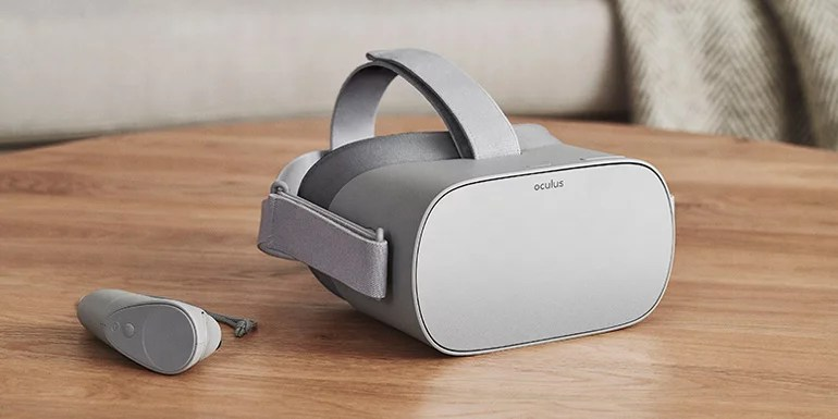 Oculus Go, the standalone VR headset to be built by Xiaomi