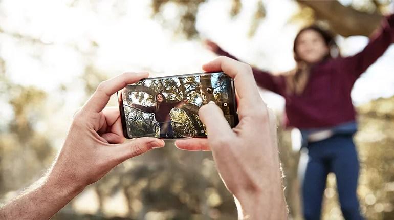 Galaxy S9 and Galaxy S9+ camera