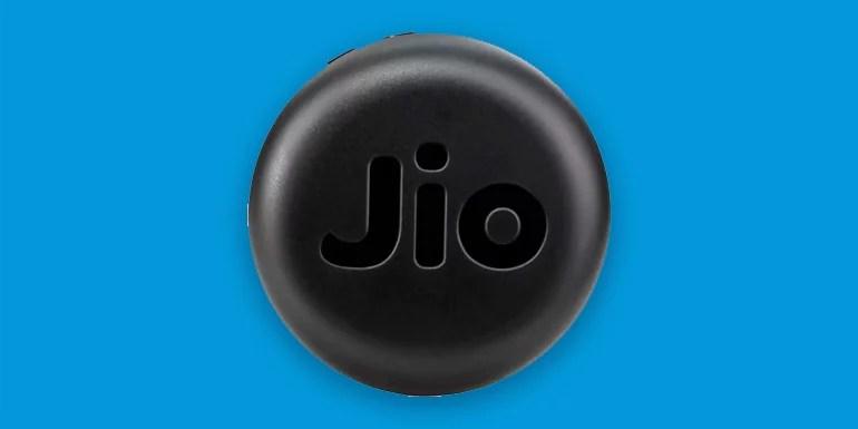 Reliance Jio new JioFi JMR815 4G Hotspot Data Card