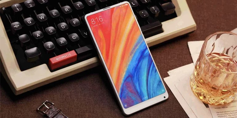 Xiaomi Mi MIX 2S specification and Design