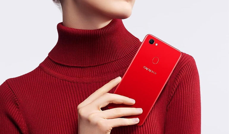 Oppo F7 launched in India with top-notch cut, AI-powered 25MP Selfie Camera