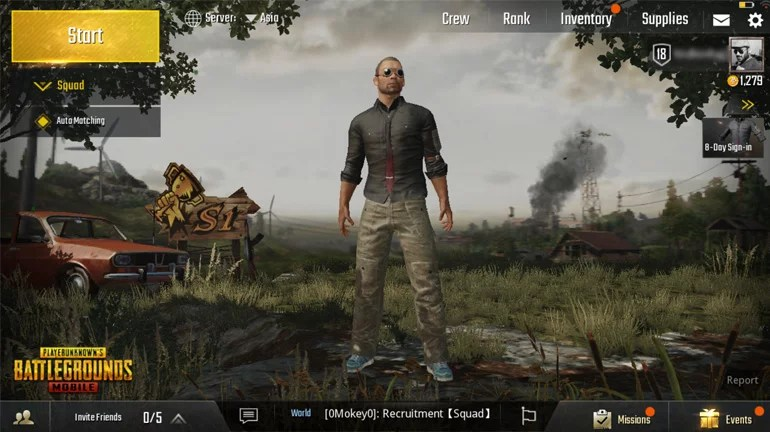 PlayerUnknown's Battlegrounds Mobile game review