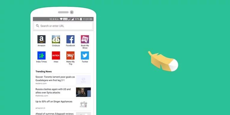 Amazon Mobile LLC Publishes A Lite Web Browser