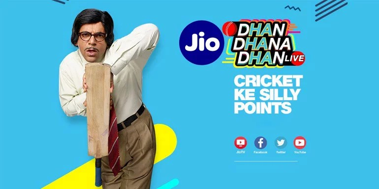 Reliance Jio announces Cricket Festival