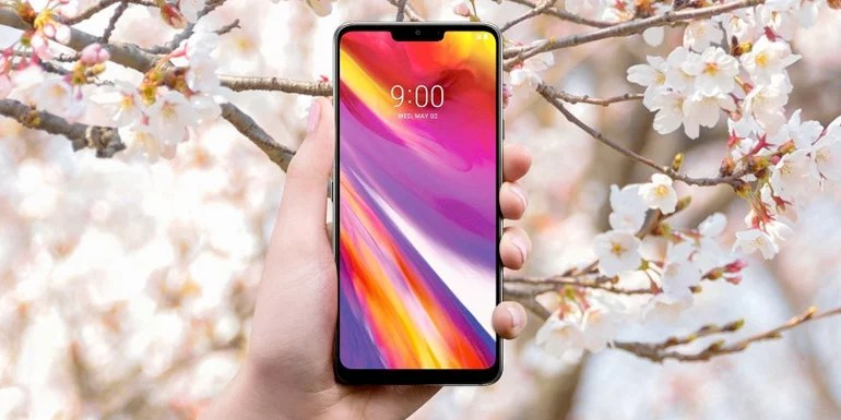 LG G7 ThinQ with Smarter With AI