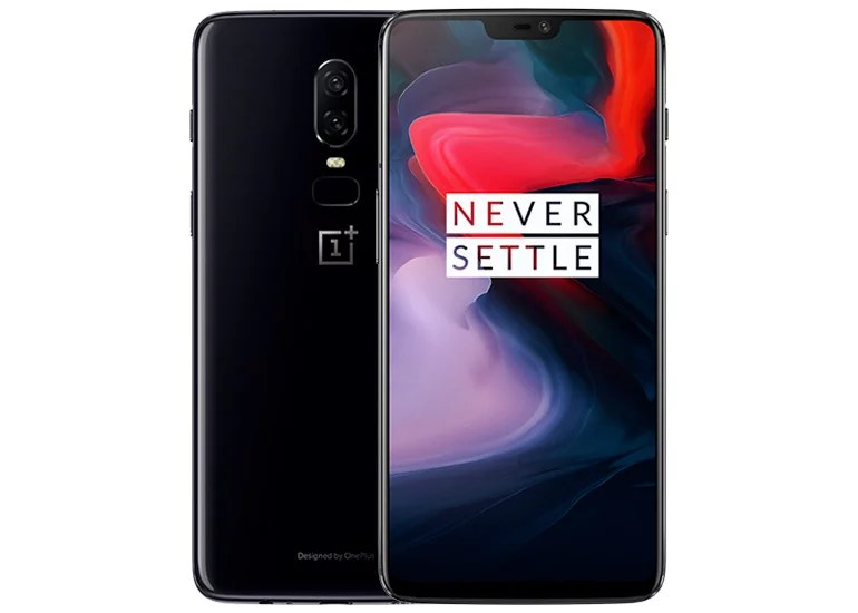OnePlus 6 design and performance