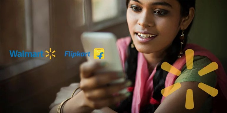 Walmart acquires Flipkart