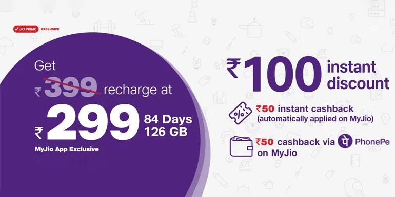Reliance Jio launches Holiday Hungama offer partnering PhonePe