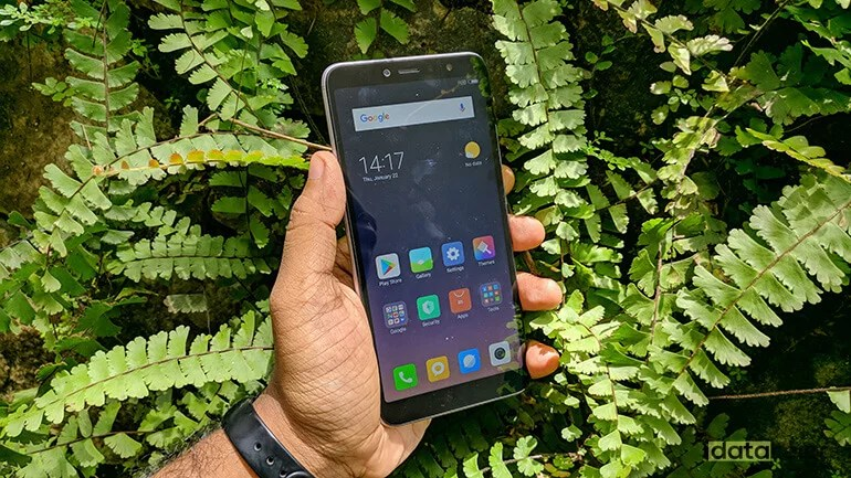 Redmi Y2 display review