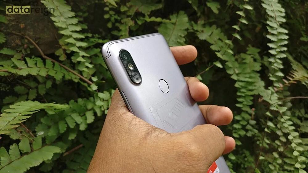Redmi Y2 dual camera design
