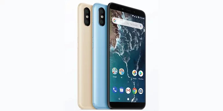 Xiaomi launches Mi A2 Android One smartphone