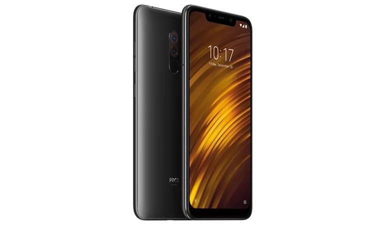 Xiaomi Poco F1 android smartphone India