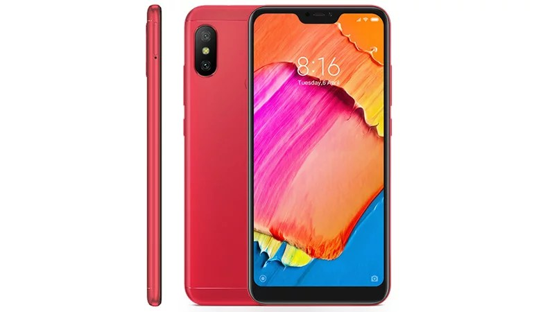 Xiaomi Redmi 6 Pro android smartphone launched in India