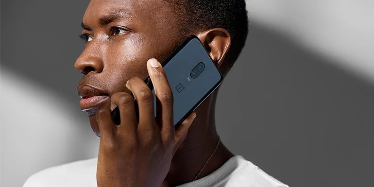 OnePlus 6T design and Colours