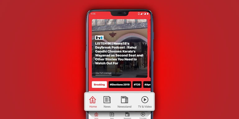 Reliance Jio launches JioNews digital news service