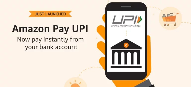 Amazon adds UPI-based P2P payments on Amazon Pay UPI