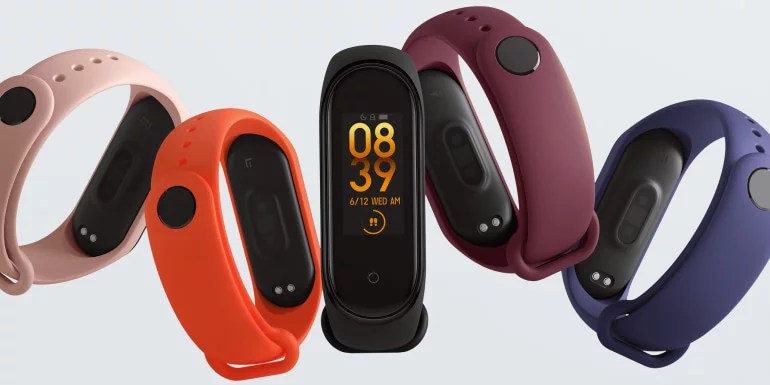 Mi Band 4 specifications and pricing in India