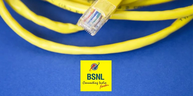 BSNL free Work@Home Broadband Plan with up to 10Mbps Speed