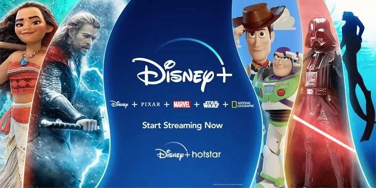Hotstar rebranded to Disney+ Hotstar
